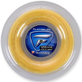 Tecnifibre Synthetic Gut 200M Yellow