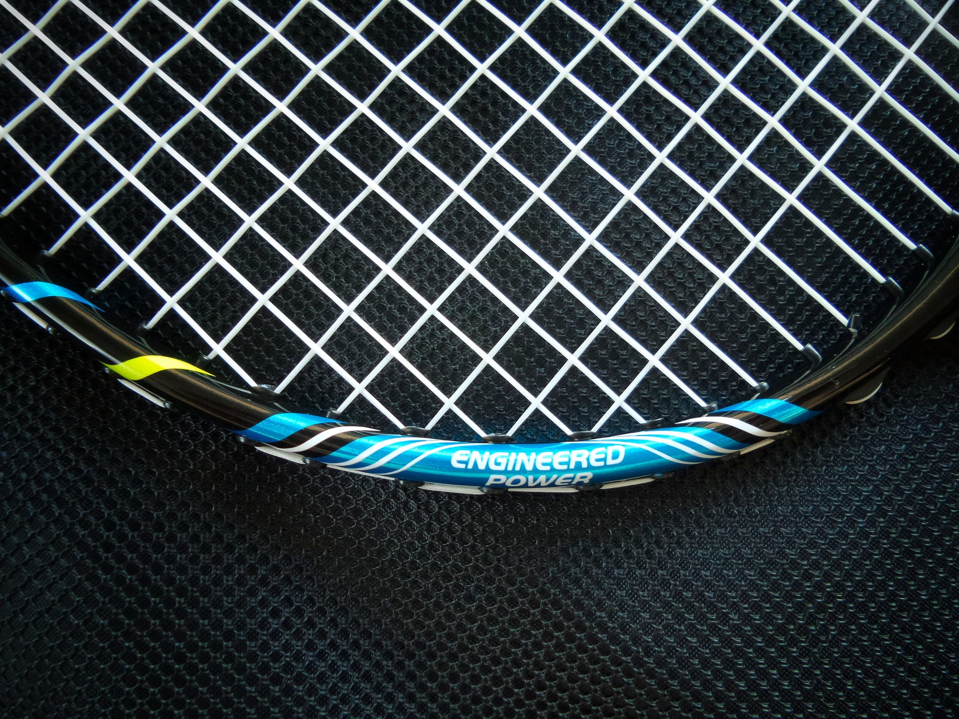 Our own professional data on how long it takes to string a racket